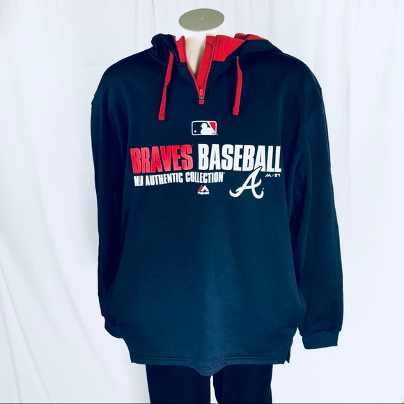 premium selection 8865b a4835 Atlanta Braves Hoodie